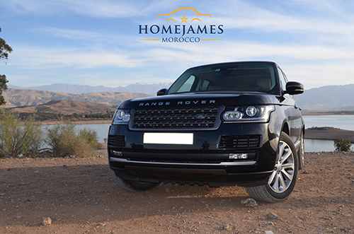 Hire Range Rover Marrakech from HomeJamesMorocco.com