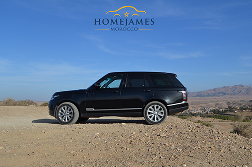 Private Chauffeur Service Marrakech from HomeJamesMorocco.com